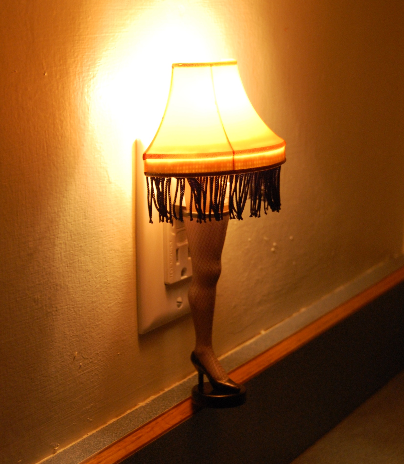 I Am the Proud Owner of a Leg Lamp | A Wife Loved Like The Church