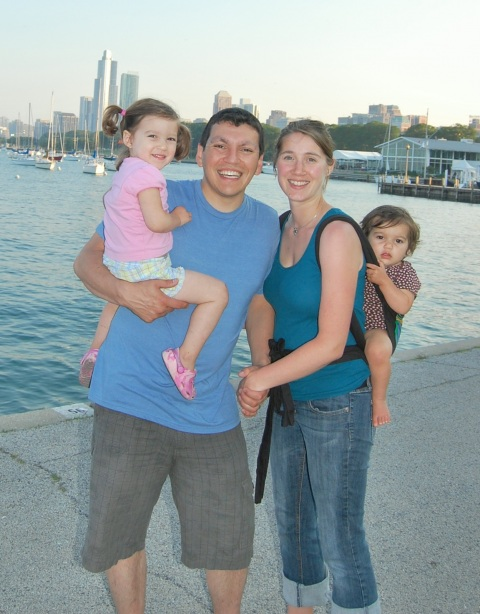 Chicago Family Picture