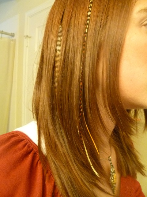 Feather Hair Extensions A Wife Loved Like The Church